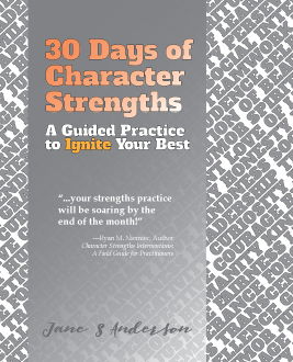 30 Days of Character Strengths